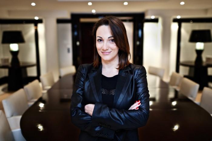 Wywiad z Francesca Barba
