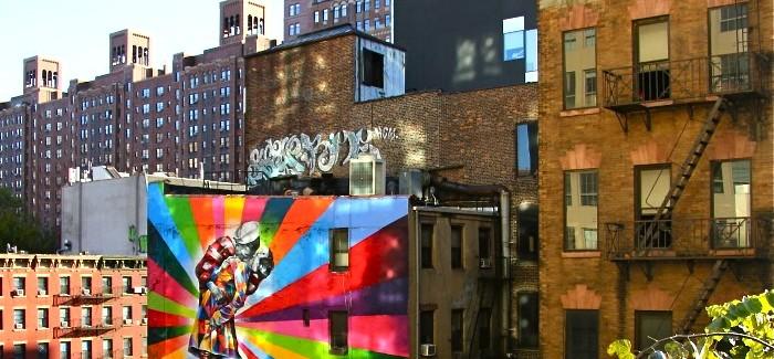 4 najfajniejsze ulice Nowego Jorku – bardzo subiektywnie!