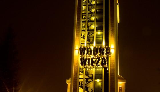Bez rolady! Wodna Wieża