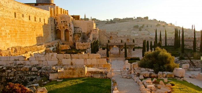 Uścisk dłoni w Izraelu