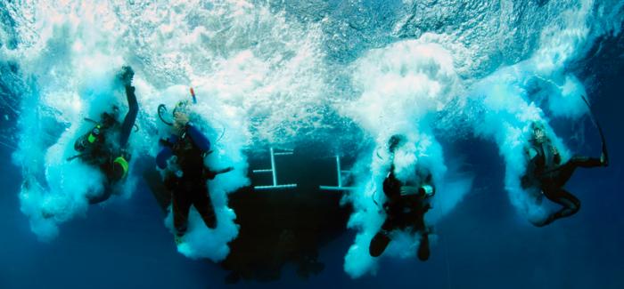 Wywiad: Anna Rocka, instruktor nurkowania NAUI i HSA.