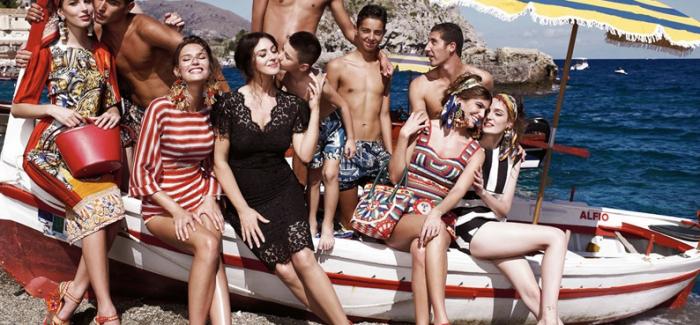 10 najlepszych reklam domów mody czyli świat w obiektywie!