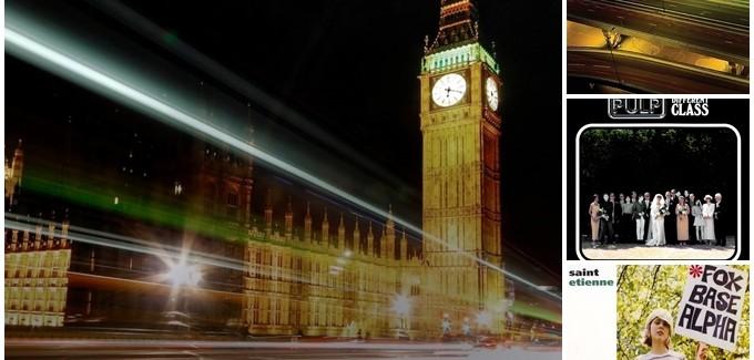 10 utworów z Londynem w tle