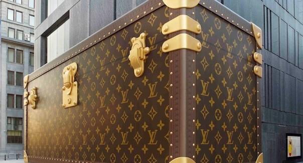 Louis Vuitton w Warszawie