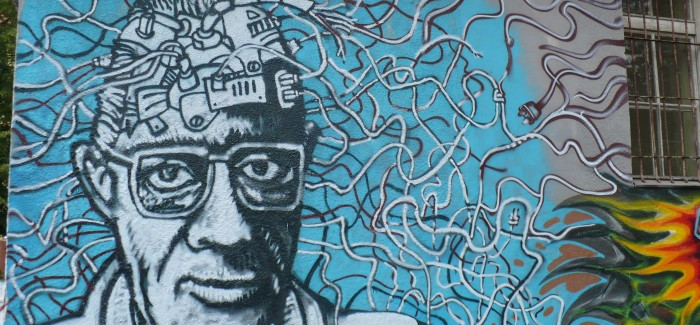 Oczyma graffiti