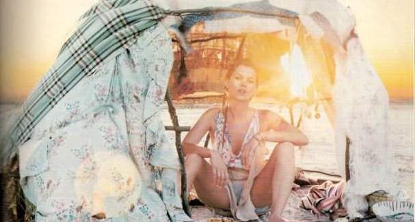 Kate Moss – wakacyjne wspomnienia!