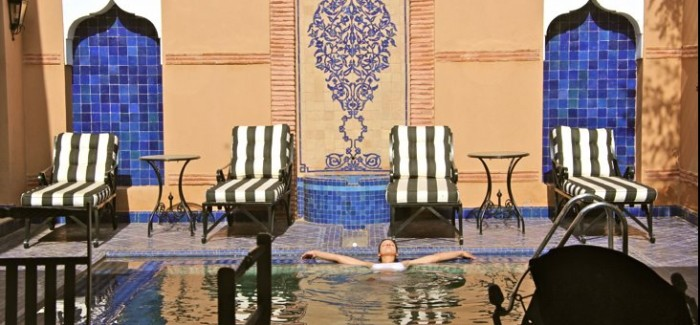 STYLISHhotel: SECRET GARDEN – prywatne wille w Marrakeszu