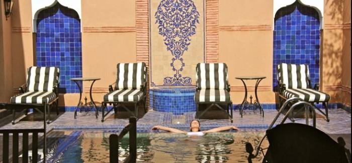 STYLISHhotel: SECRET GARDEN – prywatne wille w Marrakeszu