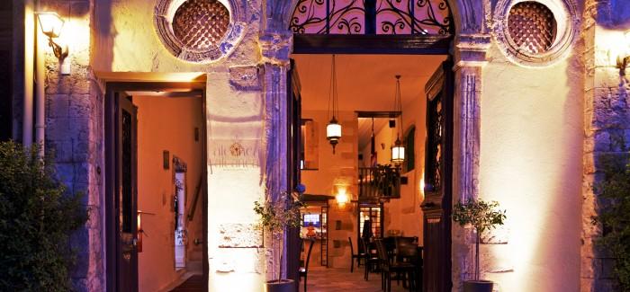 Alcanea Boutique Hotel – uroczy jak samo miasteczko Chania na Krecie