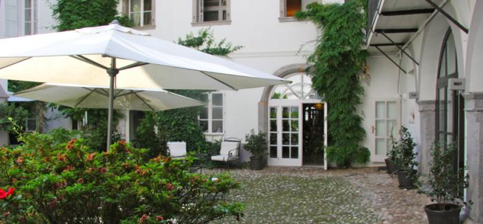 Antiq Palace hotel & Spa – uroczy jak sama Ljubljana