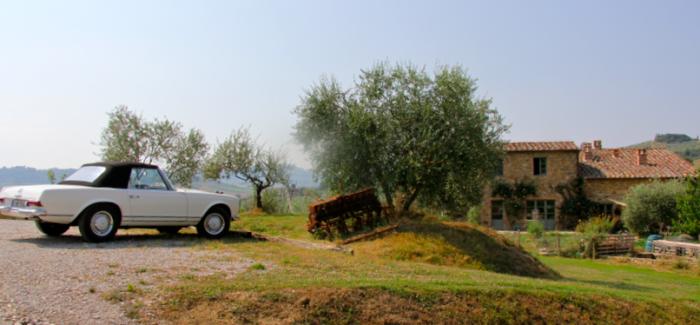 Follonico B&B – wielokulturowe oblicze Toskanii