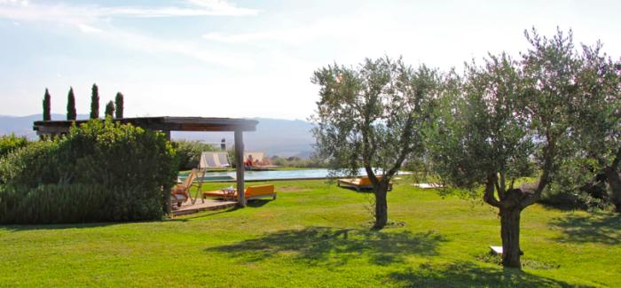 STYLISHhotel: La Bandita/Toskania/Włochy