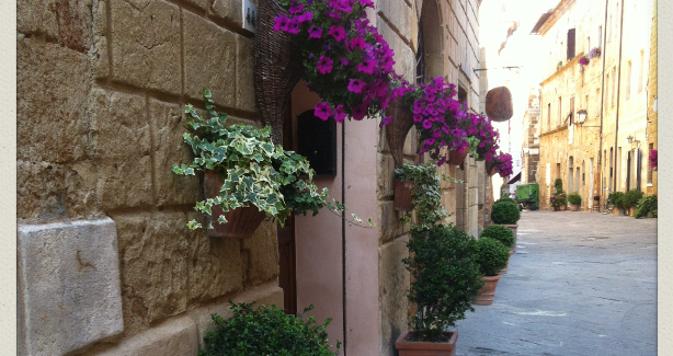 INTOcities: PIENZA/Toskania