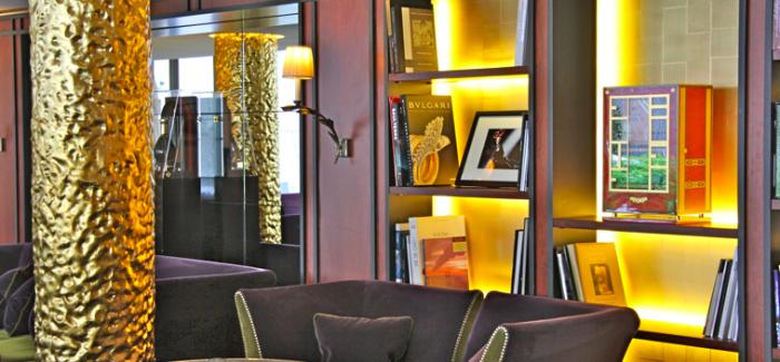 STYLISHhotel: mieszanka klasycyzmu i modernizmu – luksusowy Fouquet's Barriere w Paryżu