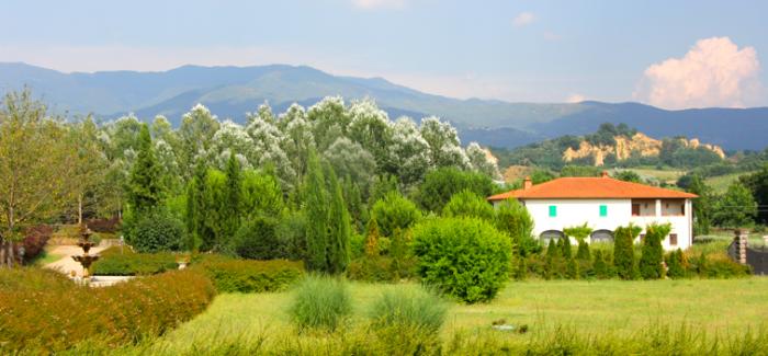 Viesca Estate – w domu u Pani Ferragamo