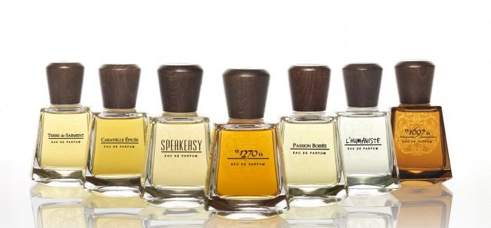 Od koniaku do perfum