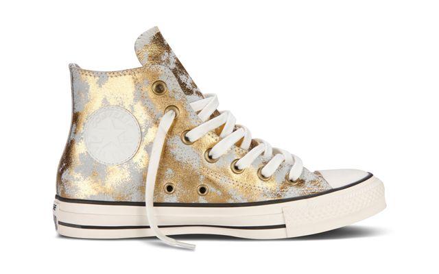 STYLISH products: Trampki Converse w rockowym stylu   INTO