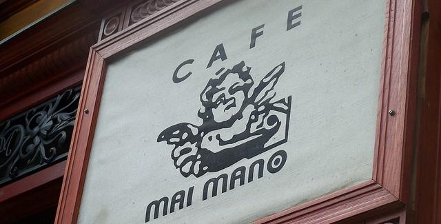 Mai Manó Café w Budapeszcie