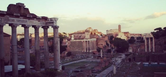 ROME PHOTO STORY