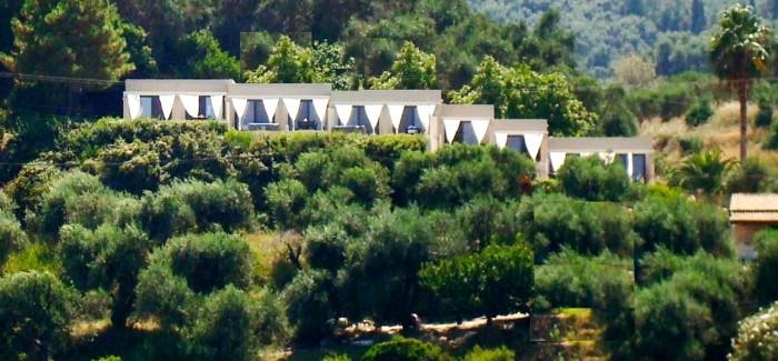 Letni dom na Korfu – odkryj Apartamenty Palms and Spas