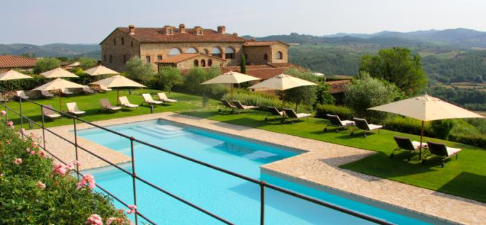 Wywiad: właścielka 5 gwiazdkowego Hotel Le Fontanelle w Toskanii