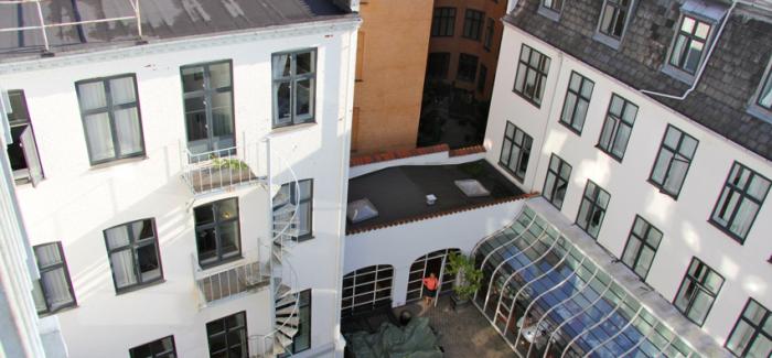 Twój dom z dala od domu – Hotel Kong Arthur w Kopenhadze