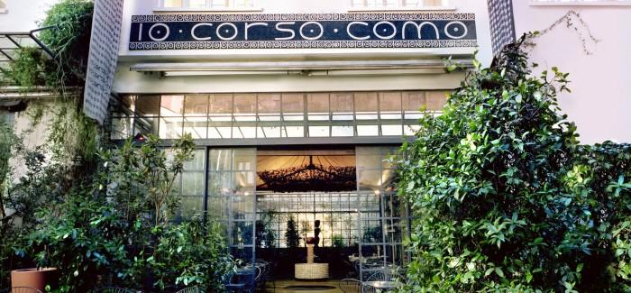 Świątynia mody w Mediolanie – Corso Como