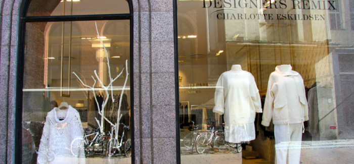 Poznaj duńską projektantkę Charlotte Eskildsen