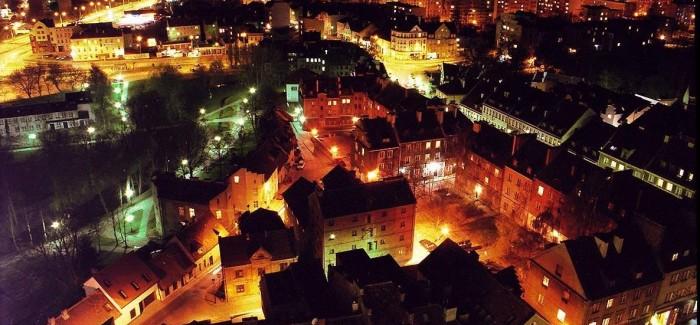 INTOcities: Olsztyn
