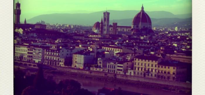 PHOTO STORY: Urocza Florencja