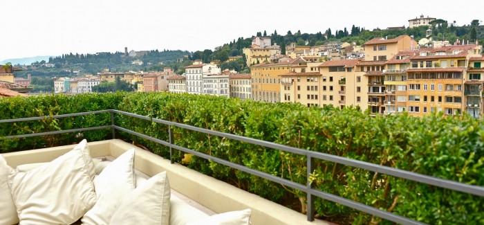 W obiektywie: Gallery Art Hotel we Florencji