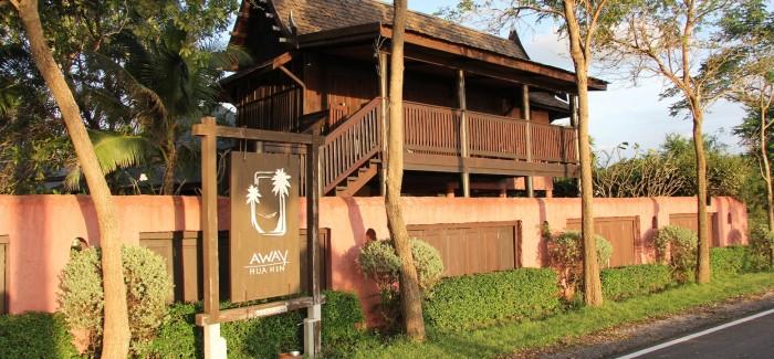W bliskiej odległości – Away Hua Hin – Pranburi Boutique Resort