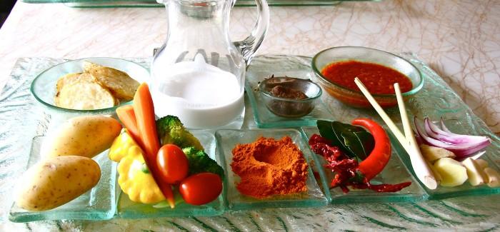 PHOTO STORY: Cooked in Malaysia/Malajskie potrawy