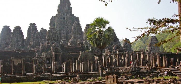 PHOTO STORY: Angkor Temples Bike Tour part1