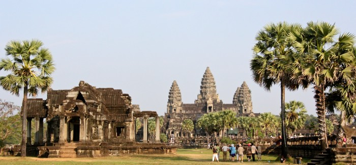 PHOTO STORY: Angkor Temples Bike Tour part2