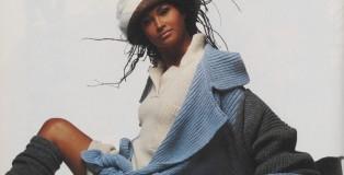 Elle magazine,November,1985
