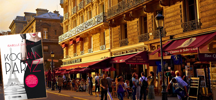 KONKURS: Za co kochamy Paryż?