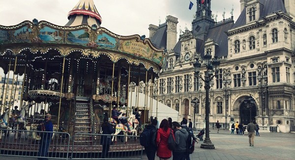 PHOTO STORY: One day in Paris
