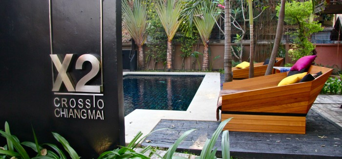 x2 resort/Chiang Mai/Tajlandia