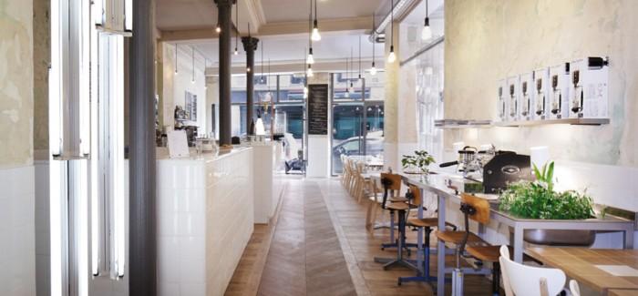 Modny adres: Coutume café w Paryżu