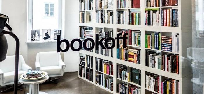 Księgarnia dla miłośników pięknych albumów – BOOKOFF w Domu Handlowym MYSIA 3