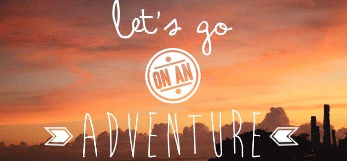 KONKURS: Let's have an adventure together
