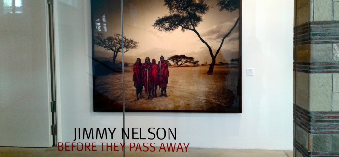 'Before they pass away' – JIMMI NELSON. Wystawa zdjęć w Berlinie.