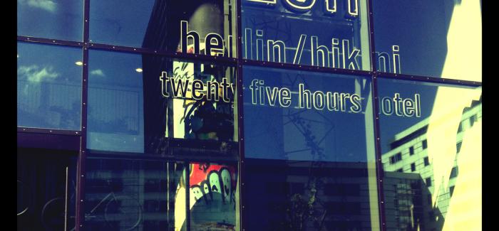 INTOhotels: 25hours Hotel Bikini Berlin