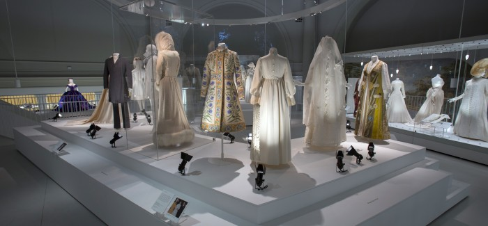 Wedding Dresses 1775-2014 wystawa w Victoria&Albert