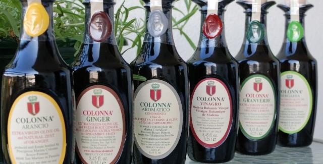 Oliwy Mariny Colonny