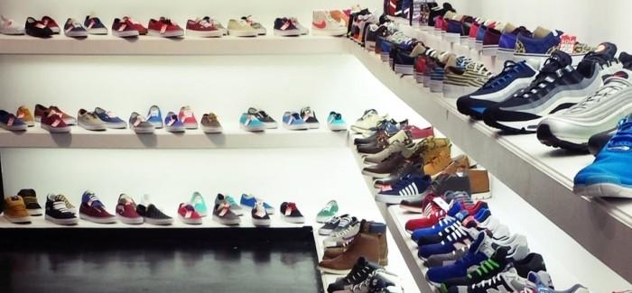PHOTO STORY: Wystawy sklepowe w Londynie