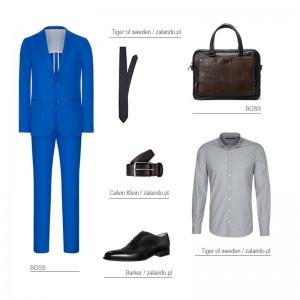 kobalttotal look styl