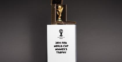 Trophy Case FIFA 2014