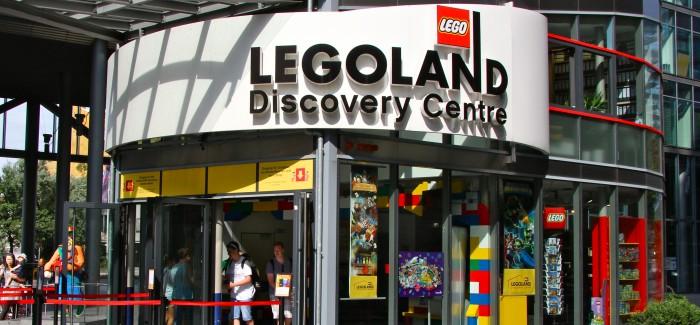 W krainie Lego w Berlinie – Legoland Discovery Center